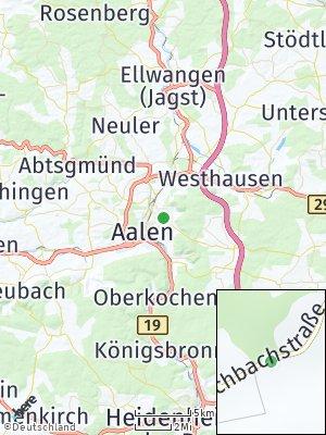 Here Map of Rötenberg