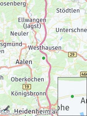 Here Map of Arlesberg