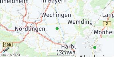 Google Map of Alerheim