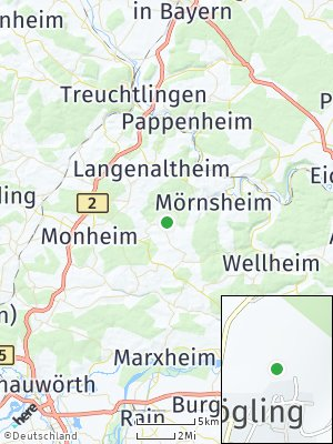 Here Map of Rögling
