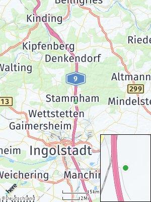 Here Map of Stammham