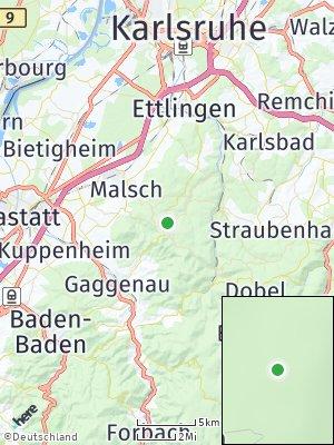 Here Map of Freiolsheim