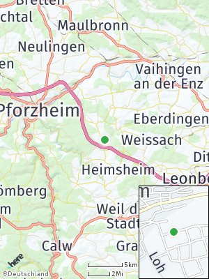 Here Map of Wimsheim