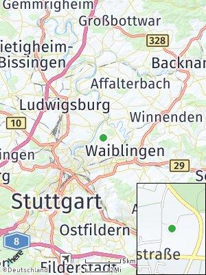 Here Map of Oeffingen
