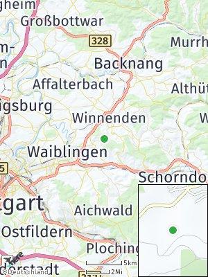 Here Map of Schelmenholz