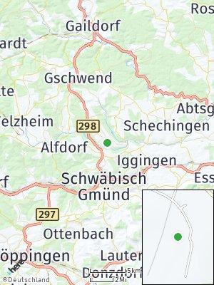 Here Map of Durlangen
