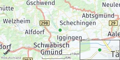Google Map of Täferrot