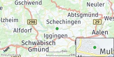 Google Map of Leinzell