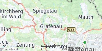 Google Map of Grafenau