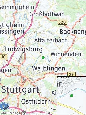 Here Map of Neckarrems