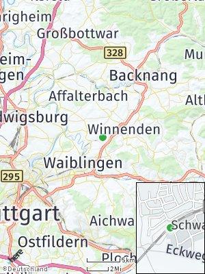 Here Map of Erbachhof