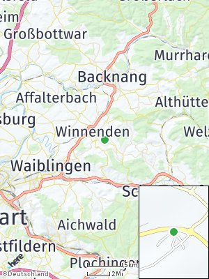 Here Map of Burkhardshof