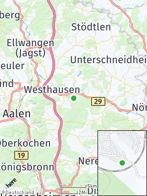 Here Map of Lauchheim