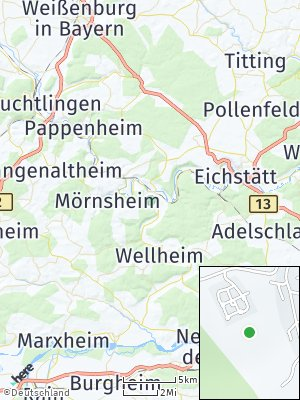 Here Map of Dollnstein
