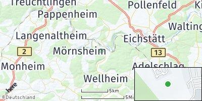 Google Map of Dollnstein