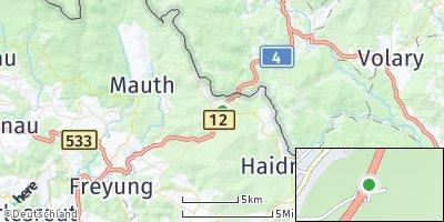 Google Map of Philippsreut