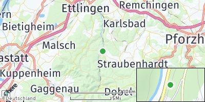 Google Map of Marxzell