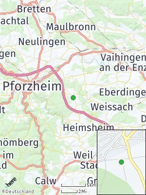 Here Map of Wurmberg