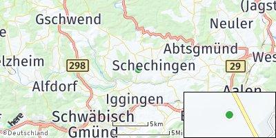 Google Map of Göggingen