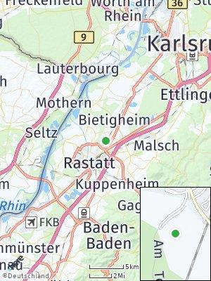 Here Map of Ötigheim