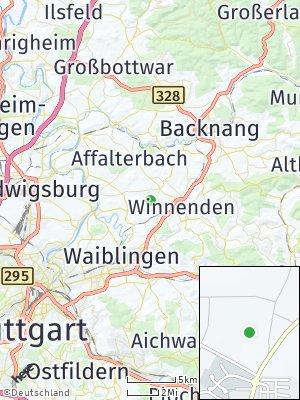 Here Map of Schwaikheim