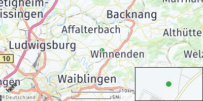 Google Map of Schwaikheim