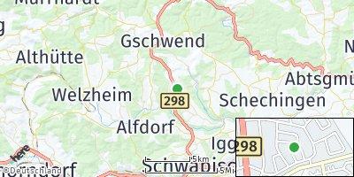 Google Map of Spraitbach