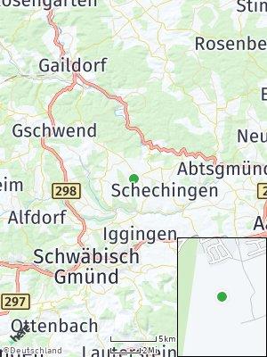 Here Map of Eschach