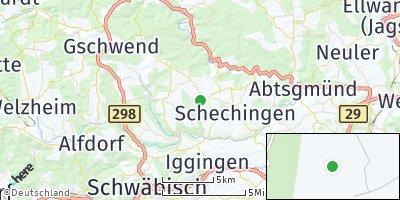 Google Map of Eschach