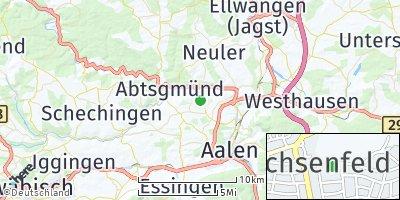 Google Map of Waiblingen