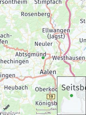 Here Map of Schloßreute
