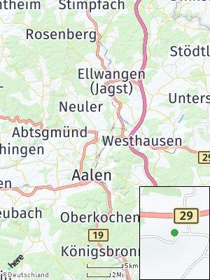 Here Map of Hofen