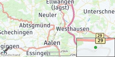 Google Map of Hofen