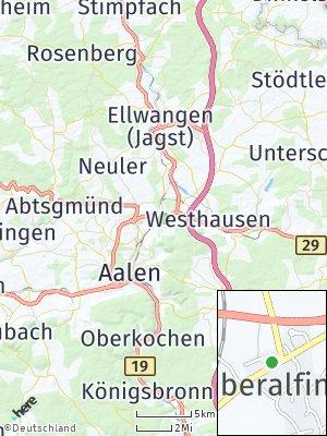 Here Map of Oberalfingen