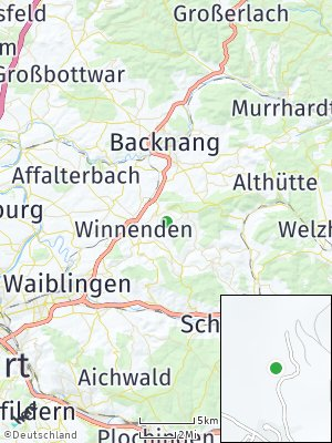 Here Map of Baach