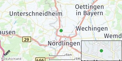 Google Map of Wallerstein