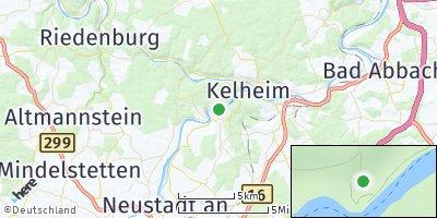 Google Map of Weltenburg