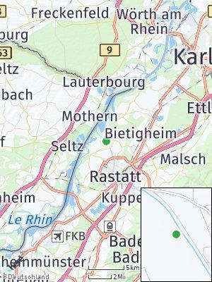Here Map of Steinmauern