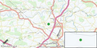 Google Map of Stadt Asperg