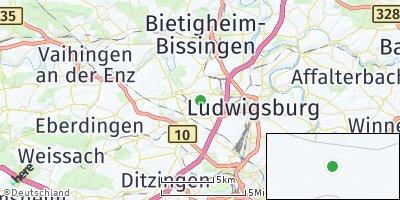 Google Map of Asperg