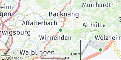 Google Map of Stiftsgrundhof