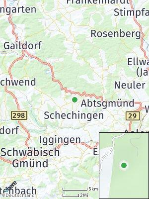 Here Map of Obergröningen
