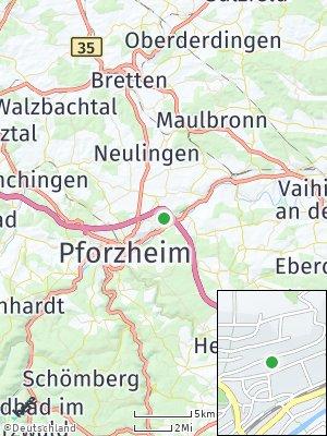 Here Map of Eutingen