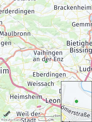 Here Map of Aurich