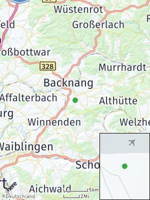 Here Map of Heiningen