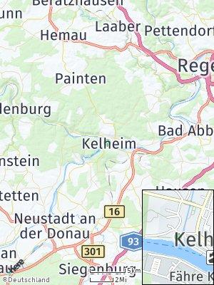 Here Map of Kelheim