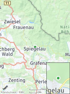 Here Map of Spiegelau