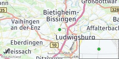 Google Map of Tamm