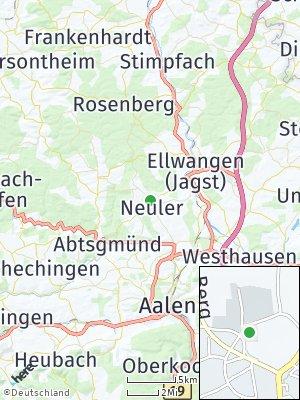 Here Map of Neuler