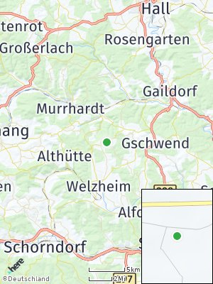 Here Map of Kaisersbach